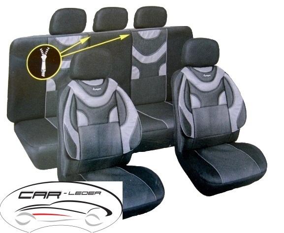 sport sitzbez ge kunst leder toyota avensis rav4 corolla. Black Bedroom Furniture Sets. Home Design Ideas