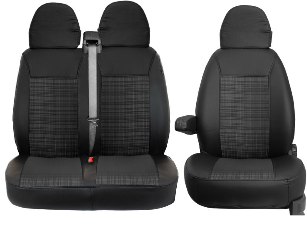 autositzbez ge ma gefertigte kunstleder best stoff 3 iveco. Black Bedroom Furniture Sets. Home Design Ideas