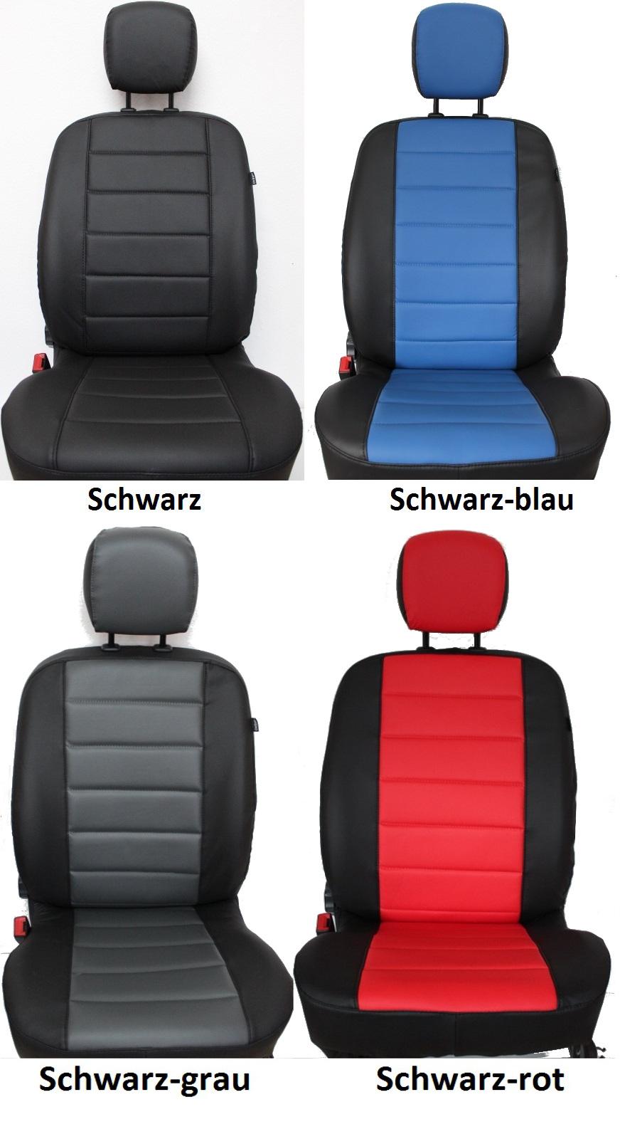 maßgefertigte autositzbezüge Volkswagen