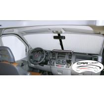 Armaturen Mittelablage Tisch Grau passend für Citroen Jumper Peugeot Boxer Fiat Ducato Wohnmobile mit Rollos