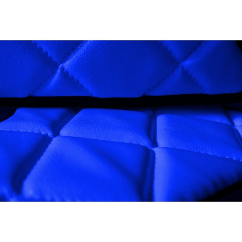 Sitzsockelverkleidung in Blau passend für DAF XF 105 ab 2012 / XF 106