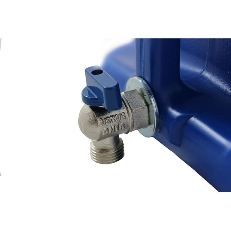Wasserbehälter Wasserkanister mit Zapfhahn 20 Liter