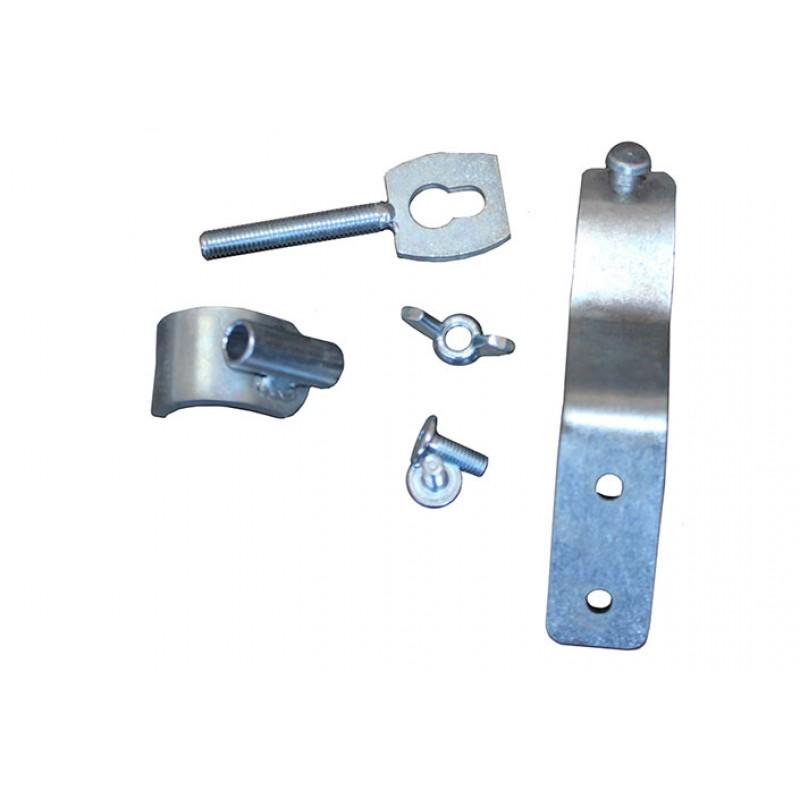 Türsicherung Schloßsicherungsatz passend für MAN TGX / TGS