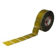 Segmentiert 50x50mm Gelb (8)